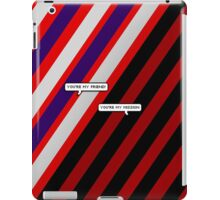 You're My Mission. iPad Case/Skin