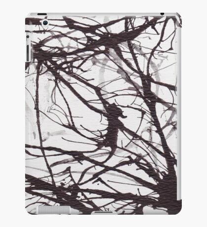 Pen and Ink (Untitled) iPad Case/Skin