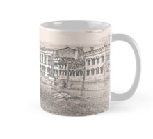 Boat on the River Mug Mug