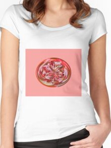 Ivy Globe Women's Fitted Scoop T-Shirt