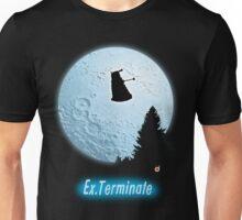 E.T.: Ex.Terminate!!! Unisex T-Shirt
