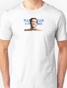 Mattman with a box Unisex T-Shirt