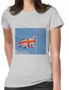 The Union Jack Womens Fitted T-Shirt