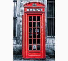London - Telephone booth alone Unisex T-Shirt