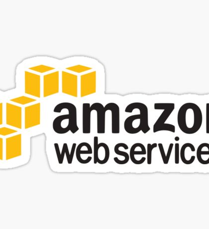 AWS Logo Sticker