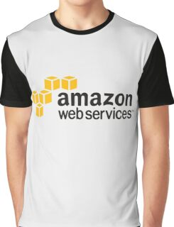 AWS Logo Graphic T-Shirt