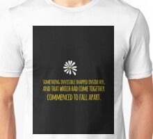 John Green -- Looking For Alaska -- Fall Apart Unisex T-Shirt