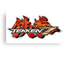 Tekken 7 Canvas Print