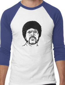 Pulp Fiction - Jules Winnfield Men's Baseball ¾ T-Shirt