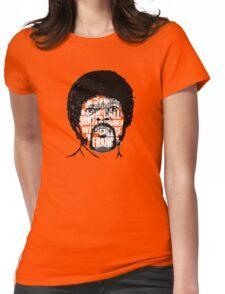 Pulp Fiction - Jules Winnfield Womens Fitted T-Shirt