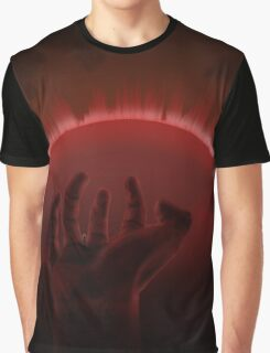 Before The God Hand Graphic T-Shirt