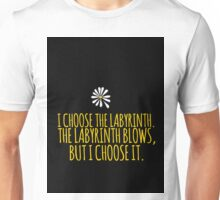 John Green -- Looking For Alaska -- Choose it Unisex T-Shirt