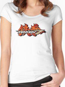 Tekken 7 Women's Fitted Scoop T-Shirt