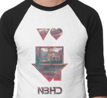 The Neighbourhood (NBHD) Men's Baseball ¾ T-Shirt