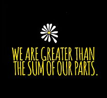 John Green -- Looking For Alaska -- Sum of Our Parts by Alyssa  Clark
