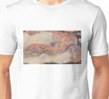 Water Snakes II by Klimt  Unisex T-Shirt