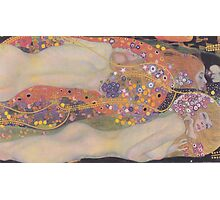 Water Snakes II by Klimt  Photographic Print