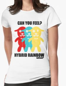 The Pillows Little Busters Can You Feel? Hybrid Rainbow Womens Fitted T-Shirt
