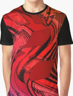 Folding Time Graphic T-Shirt