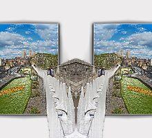 York. Double take by Robert Gipson