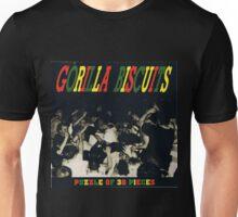 gorilla biscuits puzzle of 38 pieces Unisex T-Shirt