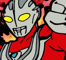 Ultraman! Sticker