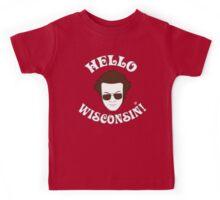 Hyde: Hello Wisconsin! Kids Tee