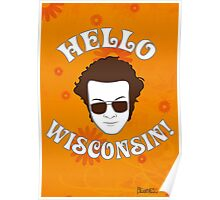 Hyde: Hello Wisconsin! Poster
