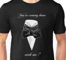 Thornton : Home  -white- Unisex T-Shirt