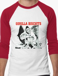 gorilla biscuits gorilla biscuits Men's Baseball ¾ T-Shirt