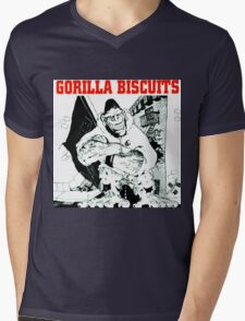 gorilla biscuits gorilla biscuits Mens V-Neck T-Shirt