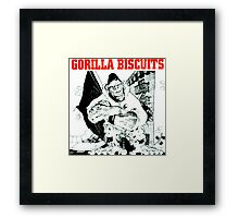 gorilla biscuits gorilla biscuits Framed Print