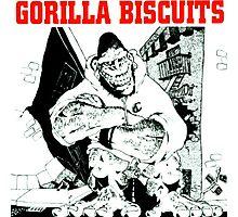 gorilla biscuits gorilla biscuits Photographic Print