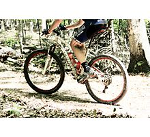 Rare Disease Cycling  Photographic Print