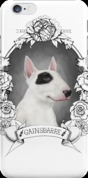 Gainsbarre by melanie blanchard
