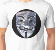 ANONYMOUS EARTH Unisex T-Shirt