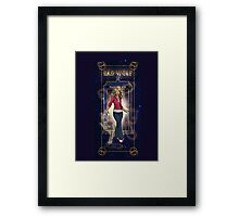 Everything Comes to Dust Framed Print