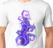 Abstract Flame Unisex T-Shirt