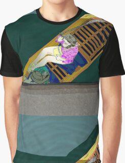 Cambridge punting #1 Graphic T-Shirt