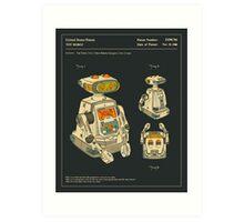 ROBOT (1988) Art Print