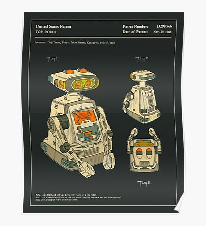 ROBOT (1988) Poster
