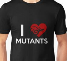 I <3 Mutant  Unisex T-Shirt