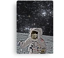 Apollo 9 Colorization by LarcenIII Canvas Print
