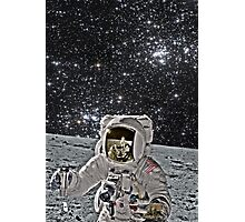 Apollo 9 Colorization by LarcenIII Photographic Print