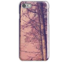 Pink Forest (Art Photo)  iPhone Case/Skin