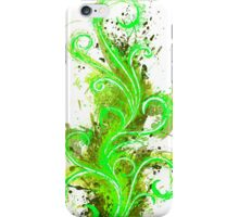 Abstract Flame iPhone Case/Skin