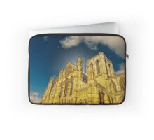 York Minster special effect Laptop Sleeve