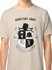 Armitage Army CoA -txt- Classic T-Shirt