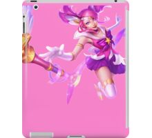 Star Guardian Lux (pink background) iPad Case/Skin