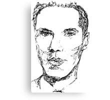 Benedict Cumberbatch Canvas Print